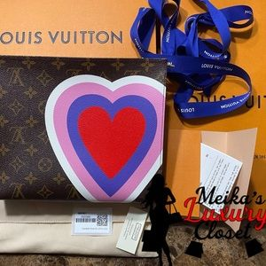 Louis Vuitton game on toiletry sold out crossbody